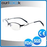 Italian Design Delicate Carving Nickel Alloy Material 2014 Fashion Eyewear Optical Frame