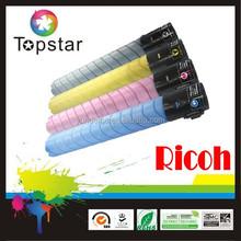 toner cartridge MPC2500 hot color ink refill toner kit MPC2500 for Ricoh Aficio MPC2500/C3000 copier in zhuhai