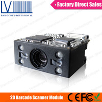 LV3070 1D 2D Barcode Scanner Module, Featuring CMOS Camera and Auto Focus for Kiosks