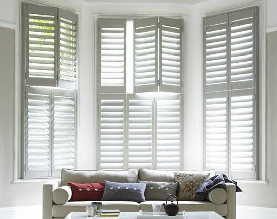 Bi-fold coulissante PVC fenêtre volet/store/stores