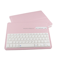 2 in 1QWERTY Detachable arabic keyboard case for ipad