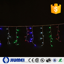 2015 new multifunction led christmas waterfall curtain lights for weddings