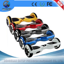 factory wholesale self balancing electric scooter bluetooth / samsung battery / speaker / LED light / remote / hore race lamp