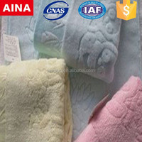 made in China company wholesale super soft pakistan cotton printed car seat towel