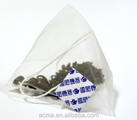 Automatic biodegradable tea bag packing machine