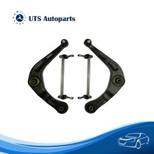 auto suspension system stabilizer link control arm bushing ball joint suspension kits used for French cars 206