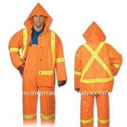PVC/Nylon TRAFFIC RAINWEAR