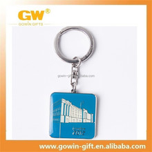 dongguan wholesale custom metal promotional keychain