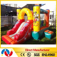 Attractive activity bouncy castles popular childen castle abc to buy