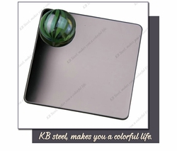 St corporation mirror stainless steel plate buying in large quantity