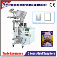 Seasoning Flavor Powder Packing Machine For 4 side seal sachets