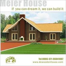 Luxury Contemporary Polish Wooden Villa