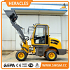 zl12 china supplier mini used wheel loader with price for sale