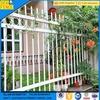 China Factory Galvanized Steel Decorative Garden Fence