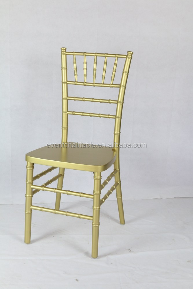 wholesale factory stackable chiavari chair