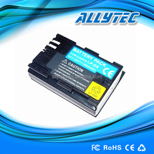 Brand new Wholesale High Capacity For canon lp-e6 camera battery