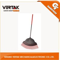 Front rank of garden tools supplier new design grass rake