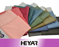 Bright Color 100% Cotton Wholesale Pigment Dyed Canvas/Poplin/Voile/Sateen/Twill Textile Fabrics for Fashion Casual Garment