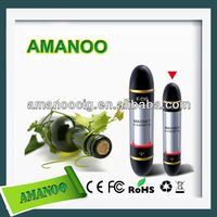 E cigarette changeable and washable clear cartomizer Amanoo trifecta vaporizer