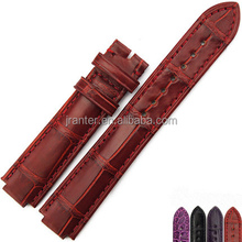 Jranter Custom Wrist Watch Belts 100% Crocodile Handmade