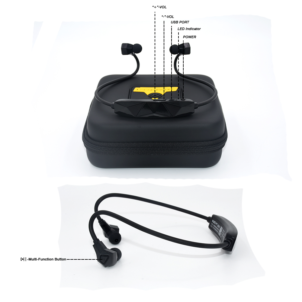wireless waterproof headset ipx8 wifi swimming bluetooth headphone for sporting buy swimming. Black Bedroom Furniture Sets. Home Design Ideas