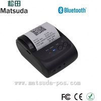 Portable Small Mobile Printers For Ipad 58mm