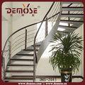 Kit de escaleras de acero/escaleras de diseño de la parrilla