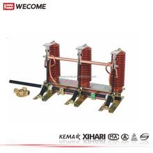 KEMA Testified Medium Voltage UNIGEAR Switchgear 7.2-35KV Earthing Switch