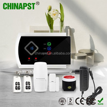 Professional Manufacturers 99 Wireless & 2 Wired Zones gsm alarm unit PST-G10A