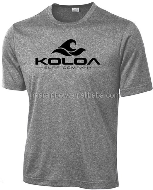 China factory mens dry fit sports t shirt custom made high for Custom made sport shirts