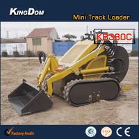 Factory Price Mini Electric Skid Steer Loader