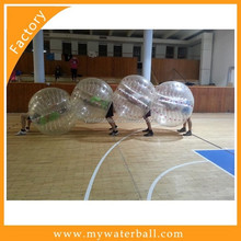hot sales Inflatable Human Sized Soccer Bubble/Bubble Football/Loopy Ball