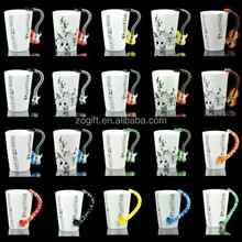 ZOGIFT 20 Choices Guitar Violin Clarinet Musical Instrument Music Coffee 1Cup Mug Art