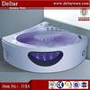 led massage triangle portable bathtub, jet whirlpool bathtub with tv adult bathtub, small bathtub sizes