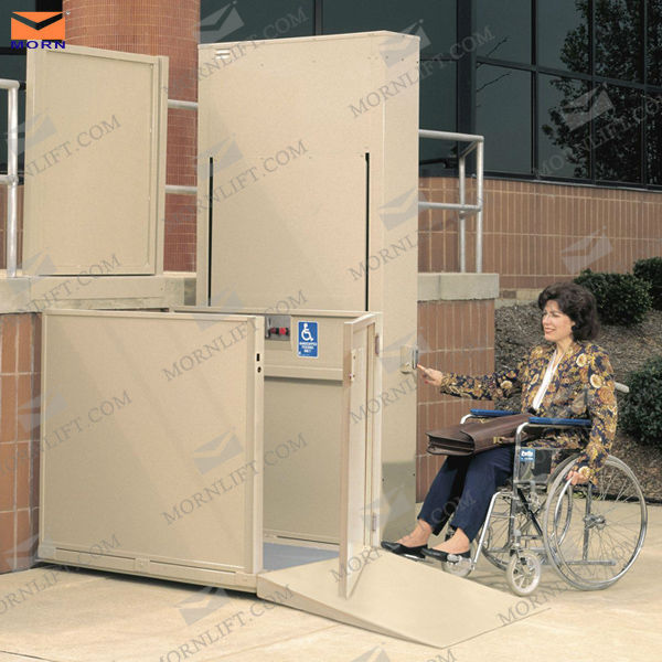 Lift For Disabled Person : M hydraulic lifts for disabled people buy