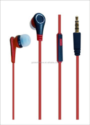 flat cable molbie phone accessories in earphone /headphone