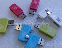 2015 mobile usb flash drive 8gb OTG usb flash drive and usb flash memory