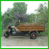 Chinese 14L Motorized Cargo Three Wheel Motorcycle