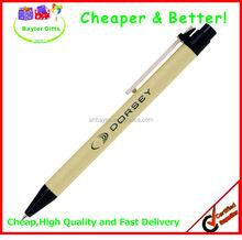 Factory prices Eco wood ballpoint pen
