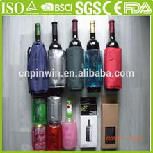 gel portátil cooler garrafa de vinho embalagem freezer gelo balde de vinho conjuntos de acessórios