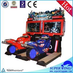 Cheap indoor entertainment racing motorcycles kids