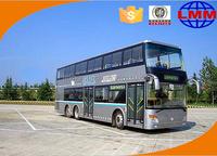 double decker tour buses