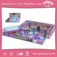 Large Children Used Indoor Play Centre