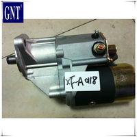 Isuzu starter motor for 4BG1 engine
