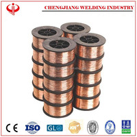 Copper coated er70s-6 price 1 kg co2 wire mig welding