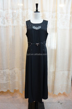 2015 different designs fashionable long dresses Womens vest casual dress