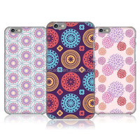 CIRCLE PATTERNS Design PC Case For Iphone 6 New Arrival