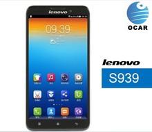 China wholesale Lenovo S939 smartphone Android4.2 6.0Inch dual card true octa-core eight core