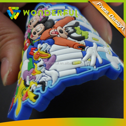 Promotional Top Selling Magnetic Mickey & Minnie Mouse Animal Fridge Magnet