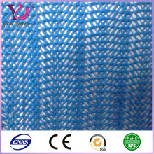 100%polypropylene Material PVC/Silicone Gel dotted anti slip fabric